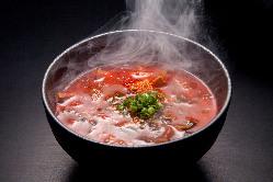 サイドメニューの本格韓国料理も味わえます♪
