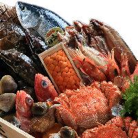 【厳選食材】魚屋直営×産地直送の極上をご提供!