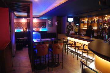 Cafe Bar Up Freak