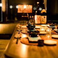 3時間飲み放題付コース3000円〜!肉バル料理をご堪能ください!