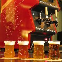 タップマルシェ導入店!様々なクラフトビールを 飲み比べ!