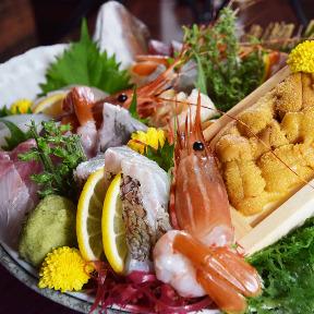 海鮮個室居酒屋 魚々路 〜Totoro〜 札幌大通店