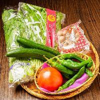 新鮮な京野菜を使用したおばんざいも♪