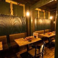 和洋中揃ったネオ大衆居酒屋★厳選食材を使った創作料理をぜひ。