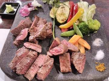 旬菜鉄板焼 肉ノ蔵