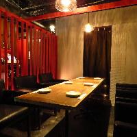 市営琴似駅徒歩30秒。落ち着いた雰囲気な和食の個室居酒屋です。