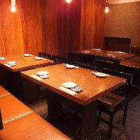手稲駅徒歩1分。落ち着いた雰囲気な和食の個室居酒屋です。