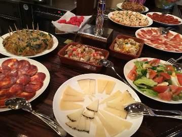 スペイン料理 LUNAySOL〜ルナソル〜 祐天寺