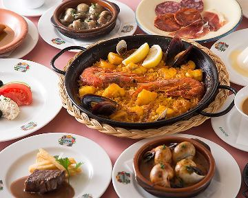スペインレストラン 銀座エスペロ