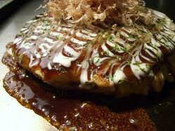 大阪・千房のお好み焼の味を全世界へ発信中です。