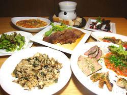 洋食・鉄板料理のパーティーは3~約40名様まで、各種集まりに