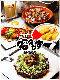 大阪居酒屋風鉄板焼 お好み焼・たこ焼 福えびす 道頓堀店 【大阪の美味しいもの大集合!】