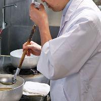 【和食の技】 丁寧にとった出汁と素材本来の旨みが味のベース
