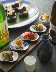 九州の豊穣なる旬を、こだわりの銘酒と共に。