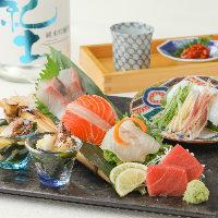 【生本まぐろ】本日仕入れの鮮魚 咲くらの海鮮和食なら大満足