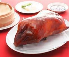 ◆単品より 北京ダック 神戸一と自負する北京ダック