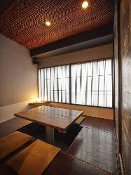 3階 個室(掘りごたつ) 人気の個室は最大12名様まで!