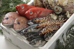 水産会社直営ならではの仕入れで美味しい料理をリーズナブルに。