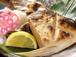 魚料理のメニューが豊富。何度来ても飽きません。