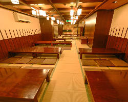 3F ~大宴会の座敷宴会場~ 10名個室・25名個室・最大85名様