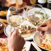デートのお食事や、記念日のお祝いディナーにどうぞ