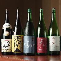 テーブル席は全個室 最大18名まで一堂に会せます