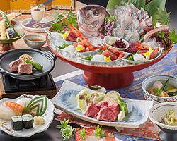 人気復活メニューや旬の素材にこだわった逸品料理も多数あります