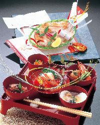 各種お祝い料理もご用意いたします!