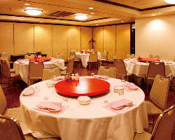 《3階 大宴会場》 企業パーティーなど、最大300名様まで対応