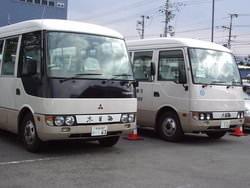 【無料送迎バス】 15名様~ご利用可能です