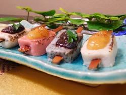 京の湯豆腐会席 3,200円(税別)