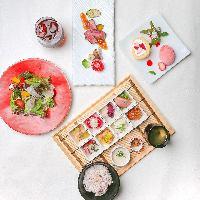 『10種の惣菜×10種の野菜♪よくばりヘルシーランチ』