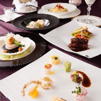 季節の食材をふんだんに使ったオリジナリティー溢れる中国料理。