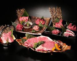 個室で贅沢なお肉をご堪能ください ☆飲み放題プラン5,670円〜