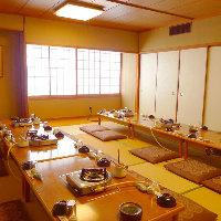 【大小個室完備】 風情溢れる和空間。少人数から最大60名様まで
