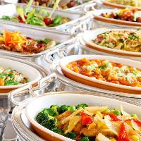大人気のメインのお 肉食べ放題コース!