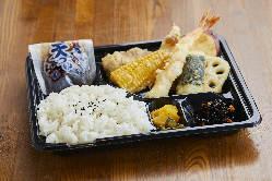 こだわりの揚げたて天ぷらを存分に堪能いただける宴会コース有!