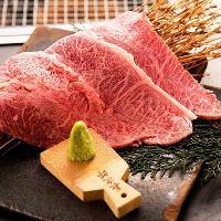 和どんどん人気のお肉は「名物ねぎタン」と「和牛ヘレ」