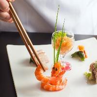 【本格中国料理】 匠の技と彩りを、ひと皿ずつに表現!