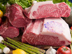 三田屋の神戸牛ステーキ