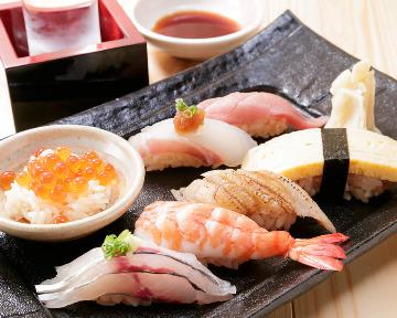 寿司バル 漁祭 心斎橋店