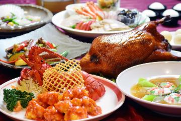 チャイニーズテーブル 百楽 天王寺