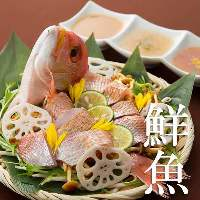 漁港直送鮮魚!!魚って蒸すと、こんなにも美味しくなります!