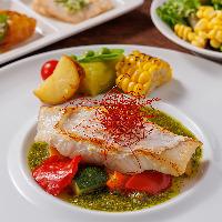 季節ごとにフェアを開催!世界の肉料理フェア(~8/31予定)