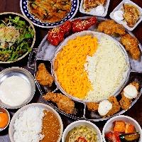 【三宮で韓国料理】各種宴会コース ¥4,000~ご用意しております