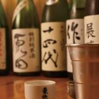 全国各地の地酒24種類オール650円(税抜き)