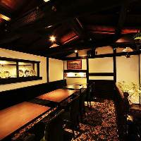 ◆3Fソファ席 12~16名貸切可 落ち着いた照明の隠れ家空間