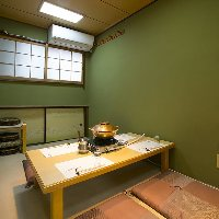 落ち着いた3F個室もご用意しております。