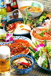タイ料理の基本は 「甘・辛・酸」