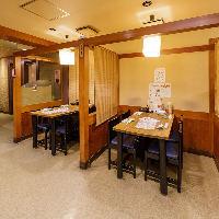 <江坂最大級の生け簀>天然鮮魚の姿造り・天ぷら・煮付け♪